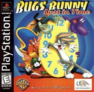 Screenshot Thumbnail / Media File 1 for Bugs Bunny - Lost in Time [U]